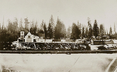 Government house - 1860s