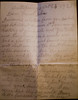 Letter from Christy McIntosh to her nephew John William McIntosh