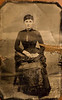 """Believed to be a sister of John William McIntosh or a Sutherland (labeled as """"great Aunt"""" by Ian McIntosh)."""