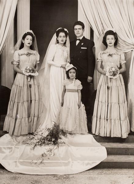 Fernando Cuevas Pacheco  Dora Jimenez Castillo 1st Marriage