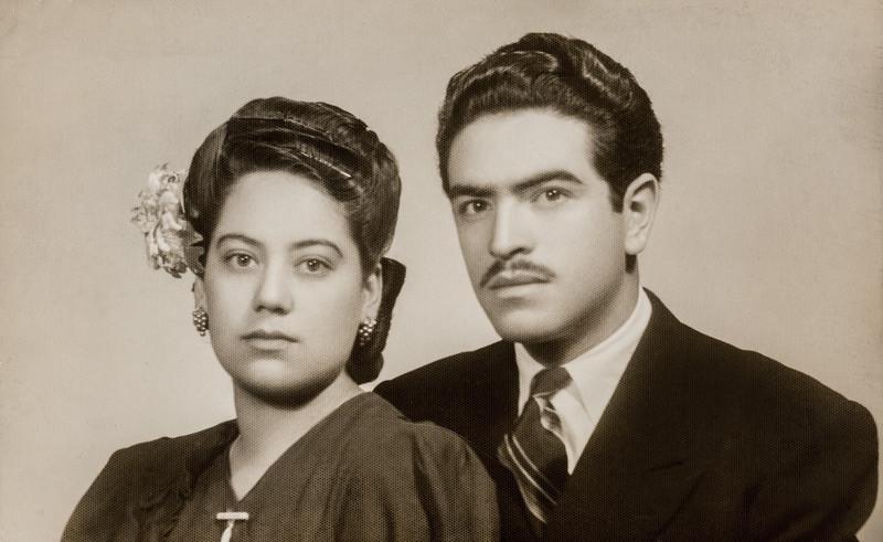 Dora Jimenez Castillo  Fernando Cuevas Pacheco February 19th 1944