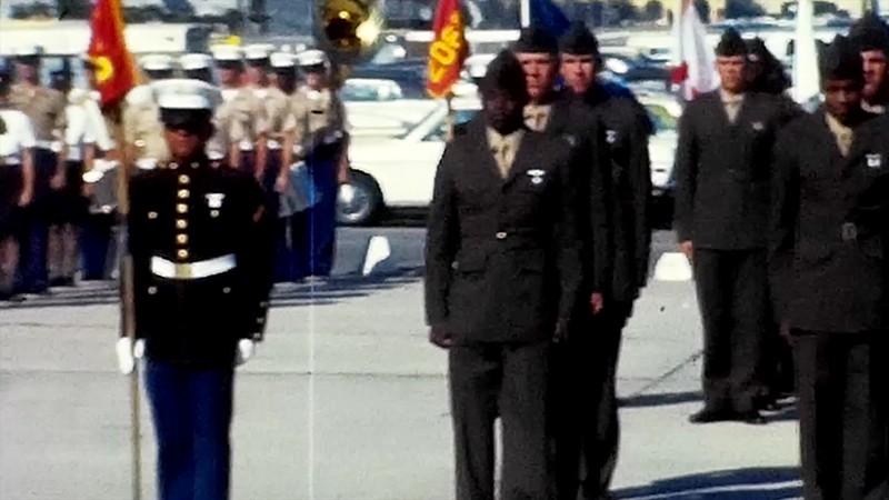 1977 USMC Grad