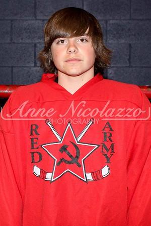 AB RED ARMY Hockey Team Photos