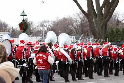 Grosse Pointe Christmas Parade 2009