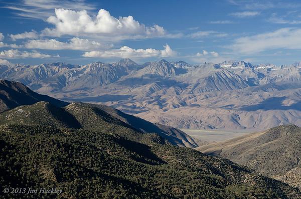 Eastern Sierra's