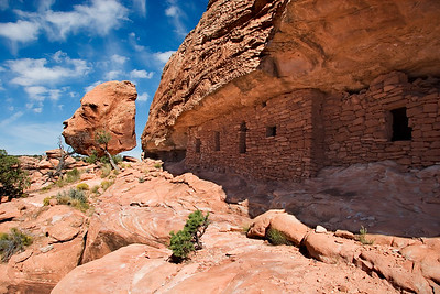 Ancient Puebloan Ruins
