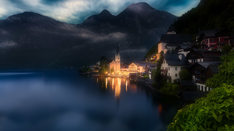 Village of Fantasy | Hallstatt, Austria