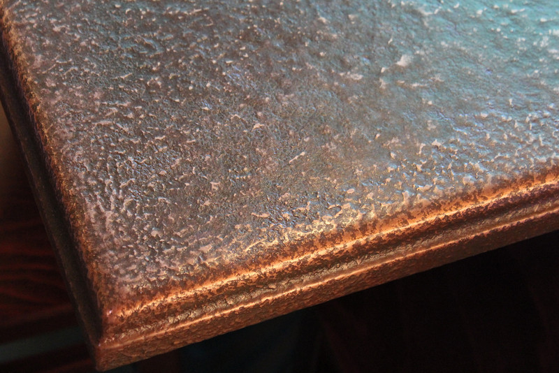 Copper Countertop