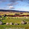 Beaghmore Stone Circles, Sperrin Mountains. Man-made structures created over 5,000 years ago.