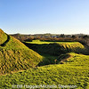 Dromore Motte and Bailey castle earthworks, County Down