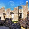 The Grand Hall, Dunluce Castle, County Antrim