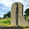 Inch Abbey, near Downpatrick, County Down.<br /> Friday, 3rd July 2015