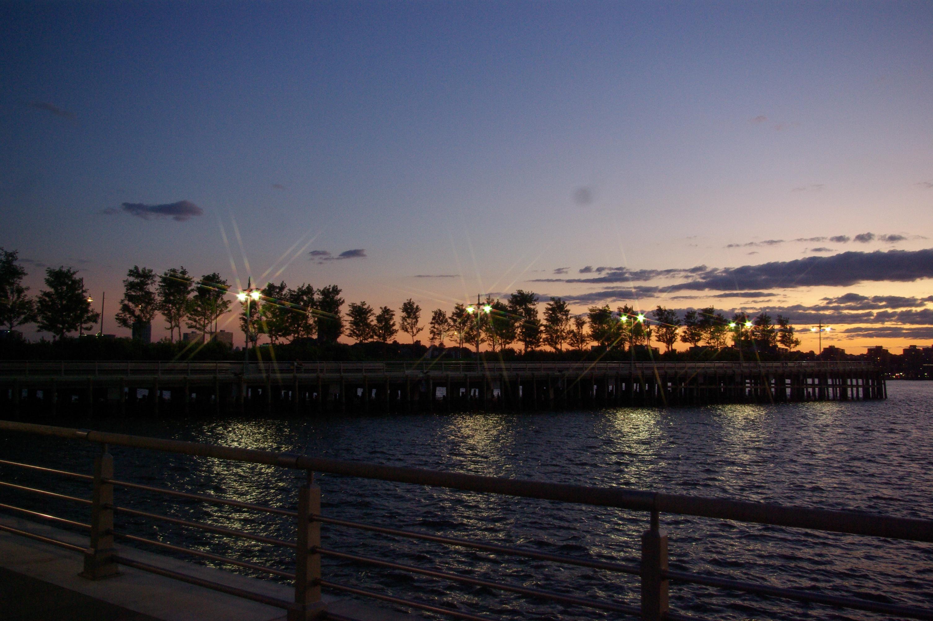 A Chealsea Pier, Manhattan, NY