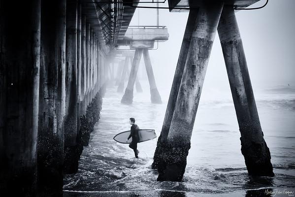Venice Pier - Morningshow