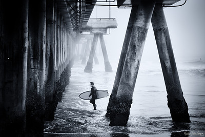 Venice Pier - Morningshow