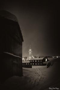 Natt på Røros - Vinterferien 2012