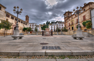 Plaza Antequera