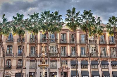 Plaza Malaga