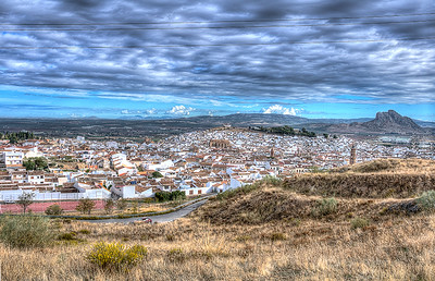 View of Antequera