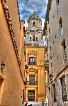 Old Church Malaga