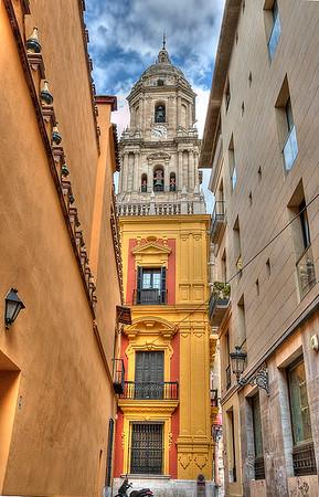 Old Church Malaga