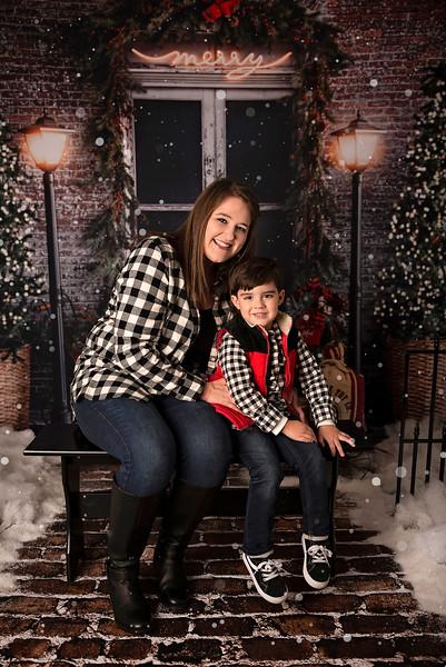 Anderson Christmas Mini 2019