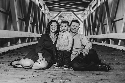 Anderson Family 011 BW