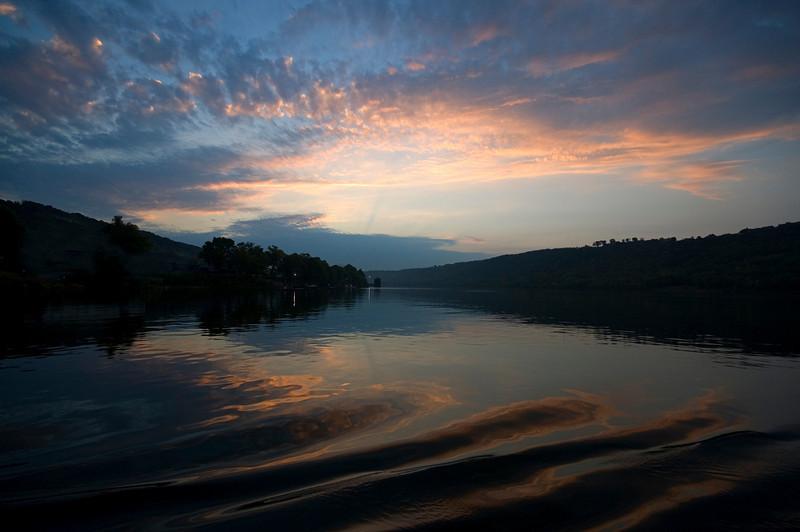 Pre-Dawn Wave