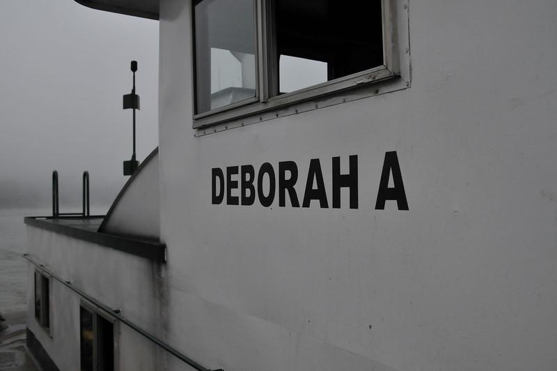 DEBORAH A  - Anderson Ferry Tug