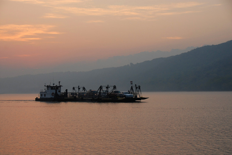 Pre Dawn Crossing