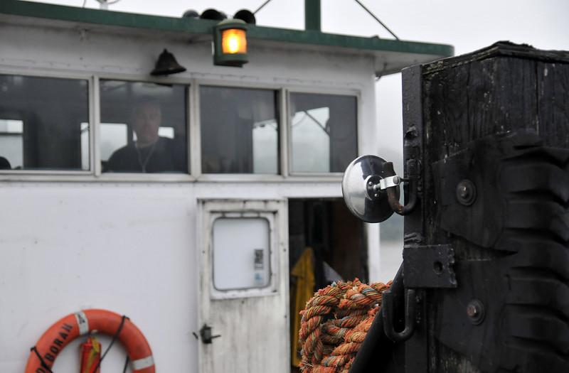 Mirroring the Captain