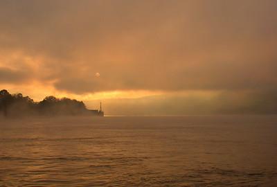 Fog In The Big Bend