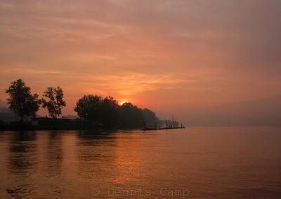 Mandy's Landing Ohio River