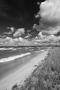 Lake Michigan / Frankfort, Michigan