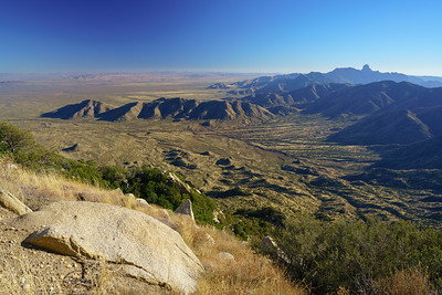 Sonoran Desert / Kitt Peak, Arizona