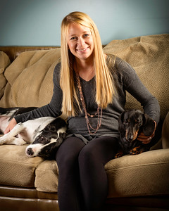 Anderson family Courtney and dogs_DSC6898