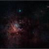 Noord-Amerika nevel/North America Nebula