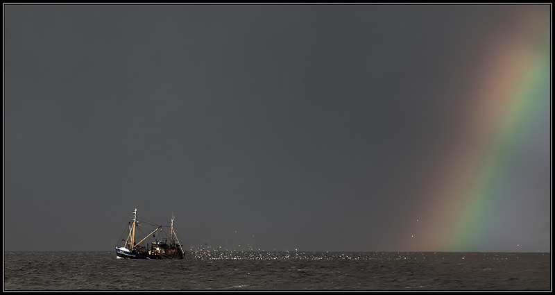 Vissersboot/Fishing boat