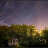 Sterrenspoor/Star trails