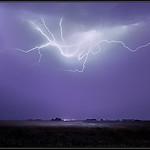 Bliksem/Flash of lightning