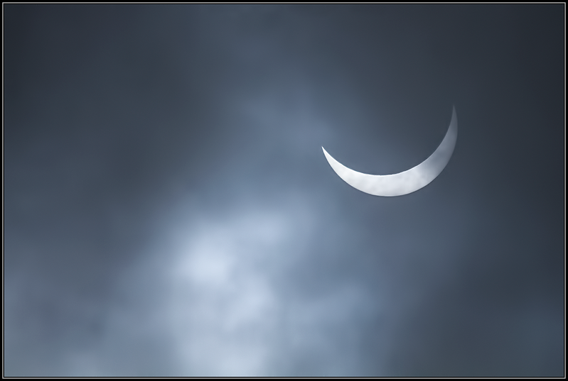 zonsverduistering/Solar eclipse