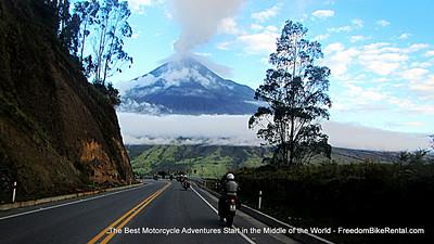 Andes, Amazon & Pacific Coast Tour November 2015