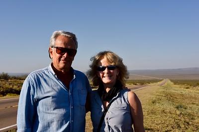 Laurie and Eduardo