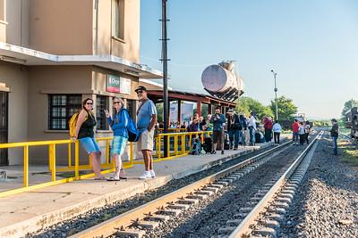 30 El Fuerte Station