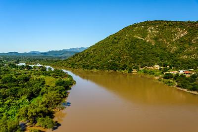 36 El Fuerte River from El Chepe