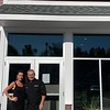 Andiamo's dynamic duo, Trish Collins and owner and executive chef Jim Rogers of Methuen