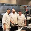 Andiamo's talented chefs