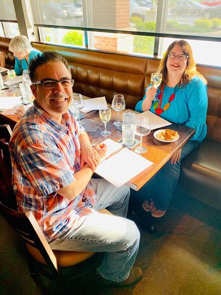 Jeff and Cindy Mello of Maynard