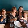 From left, Liz Hatch of Woburn, Jeanne McElhinney of Chelmsford and Kristen Dwyer of Woburn