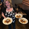 Andiamo's Mary Welch of Winchester dishes out The Z-LIST's favorite, Spring Lamb Ragout, Ricotta & Mint
